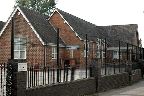 Newton Solney CoE Infants' School