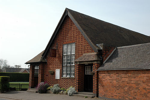 Newton Solney Village Hall